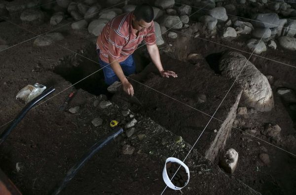 Reperti archeologici di oltre 12 mila anni